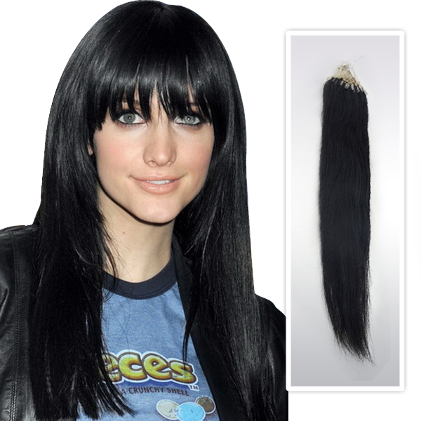 1# Remy de India extensiones de Micro-Ring emr001