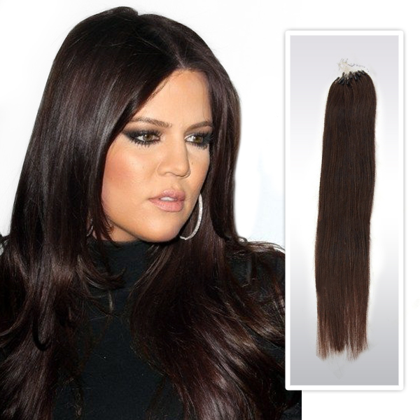 3# Remy de India extensiones Micro-Ring emr003